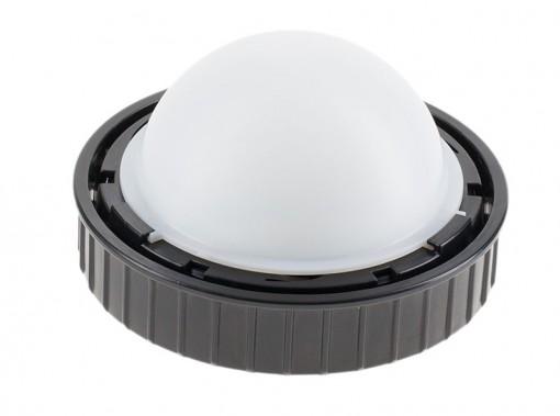 SpinLight 360 Spinlight360.com white_dome