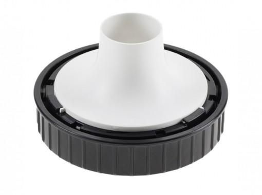 White Snoot Flash Modifier SpinLight 360 SpinLight360.com