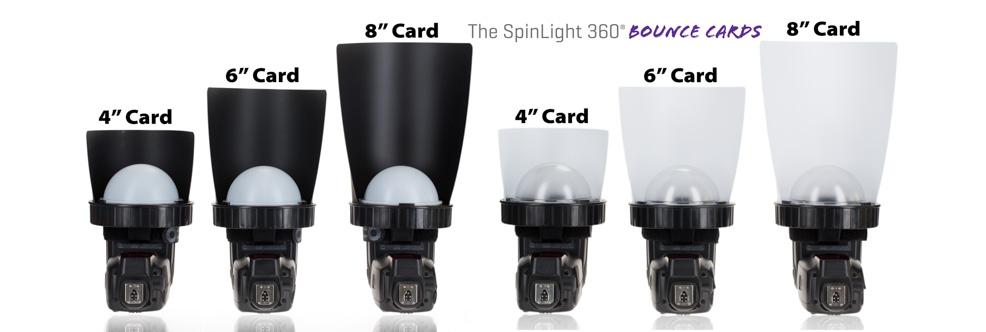 Spinlight 360 Spinlight360.com bounce cards flash flag gobo flash photography portrait event