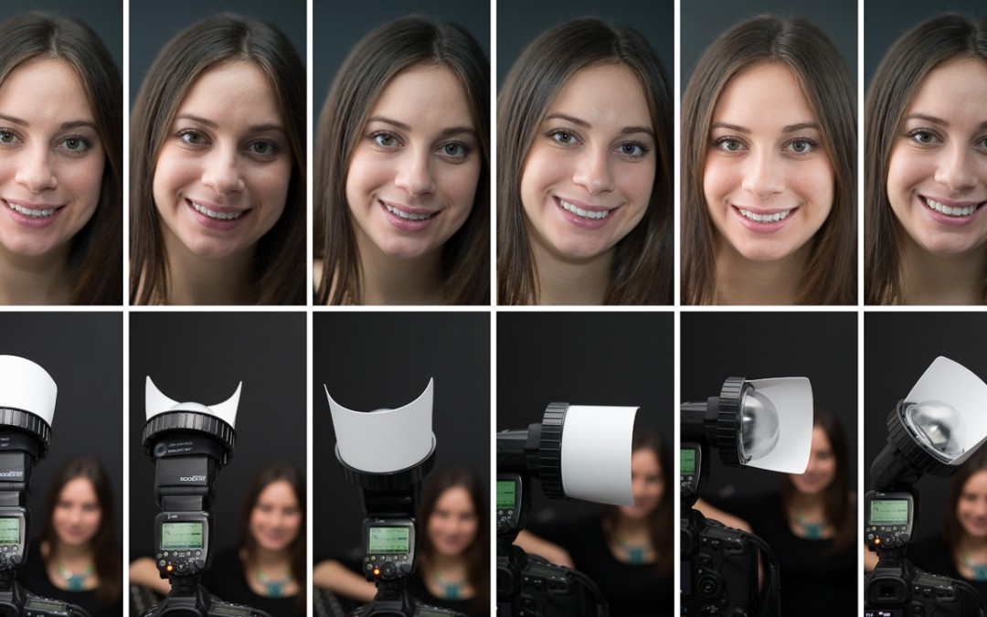 One Camera Position, Many Different Looks With The SpinLight 360®