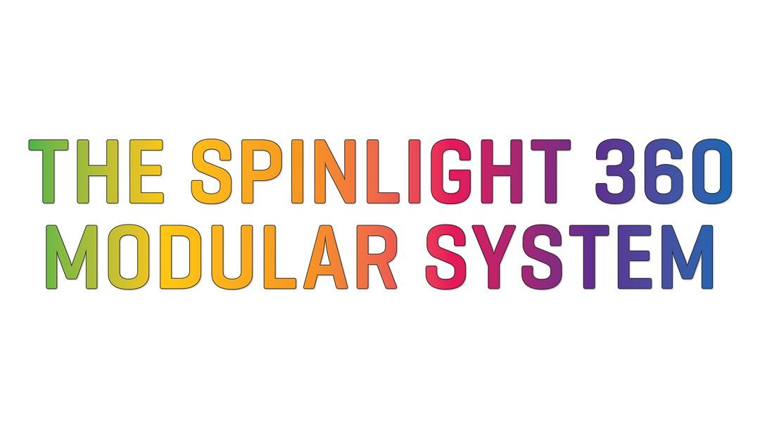 Spinlight 360 modular system Spinlight360.com flash photography