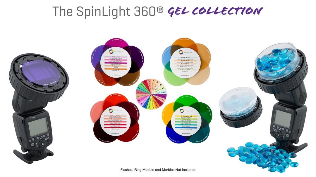 Spinlight 360 gel collection filters Spinlight360.com