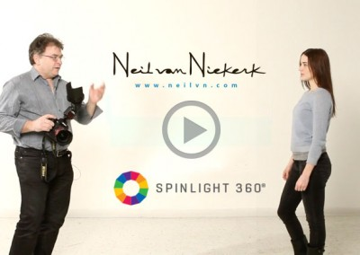 Neil van Niekerk's SpinLight 360® Demo [Video]