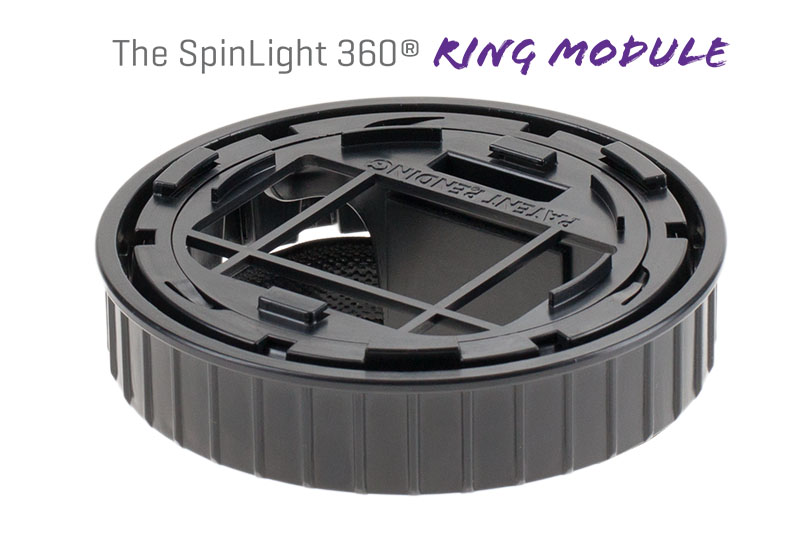 Spinlight 360 ring module Spinlight360.com flash photography