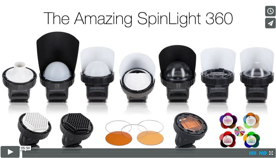 The Principles Behind The Amazing SpinLight 360® [Video]